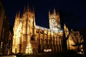 Canterbury Cathedral Official Guide