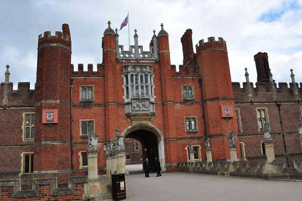 Historic Hampton Court Palace