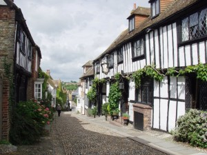 Guided tours of Rye and the Cinque Ports