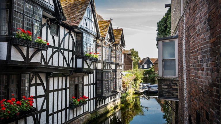 Canterbury Tours 2020